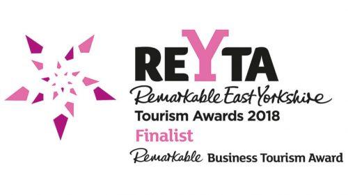 Beyond Events shortlisted for REYTA award!