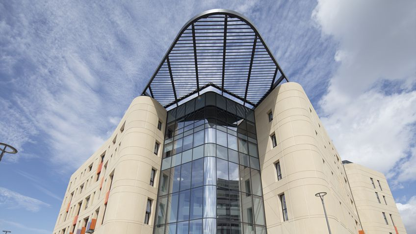 Allam Medical Building wins Guardian University Award